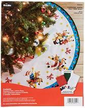 Bucilla Carousel Santa Felt Applique Kit - $37.50