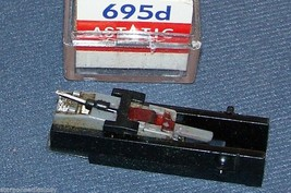 PHONOGRAPH CARTRIDGE NEEDLE Astatic 695d with N90-sd for Sears 88571 image 1