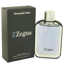 Z Zegna by Ermenegildo Zegna 3.3 oz EDT Cologne Spray for Men New in Box - $64.55