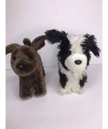 American Girl Pose Able Dog Chocolate Chip Saiges Dog Border Collie Plus... - $25.98