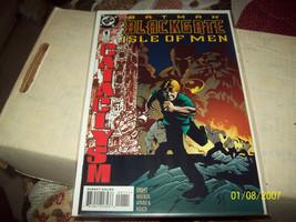 Batman: Blackgate - Isle of Men #1 (Apr 1998, DC) - $3.00