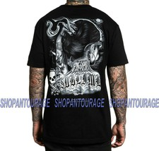 Sullen One Drop SCM2868 New S/S Graphic Tattoo Skull Fashion T-shirt For... - $30.87+