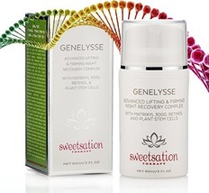 Genelysse Advanced Best Lifting and Firming Night Recovery Complex, with... - $33.26