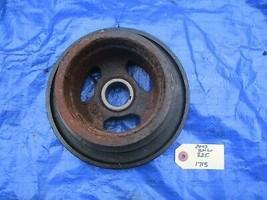 2003 BMW 325i crank pulley harmonic balancer OEM engine motor M011 - $69.99