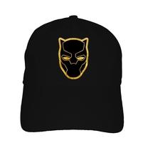 Black Panther Dad Hat Baseball Cap Black Panther type Marvel Craze - $11.99+