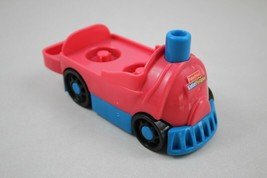 FISHER PRICE Little People 2 People Red Train - $3.95
