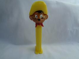 Vintage 1993 PEZ Candy Dispenser Speedy Gonzalez Warner Brothers with Feet - $2.92
