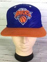 Adidas 2013 NBA New York Knicks Basketball Blue Orange Youth Snapback Ha... - $19.79