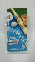 Toronto Blue Jays 1983 Media Guide - $6.85