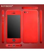 Roybens® Luxury Full Coverage Of 360 Degree Case For IPhone 5 5S SE 6 6S... - $5.93