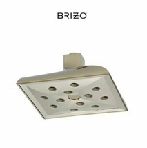 Brizo 81330-PN Virage Collection Square Raincan Showerhead, Polished Nickel - $99.00