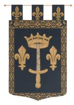 Jehanne D Arc Belgian Wall Tapestry - $118.00