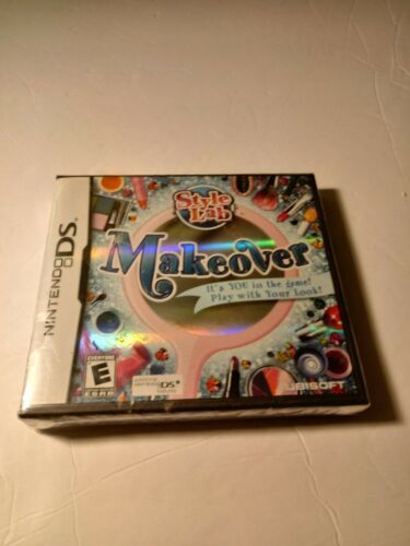 Style Lab: Makeover (Nintendo DS, 2009) New and Sealed