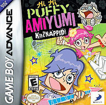 Hi Hi Puffy Ami Yumi: Kaznapped Nintendo Game Boy Advance GBA Video Game - $13.25