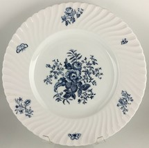 Royal Worcester Blue Sprays Dinner plate - $15.00
