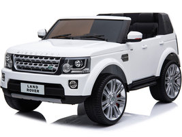 Mini Moto Land Rover Discovery 12V 2.4ghz Remote Kid's Battery Operated Truck image 3