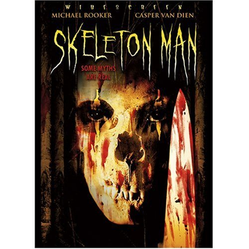 Skeleton Man DVD