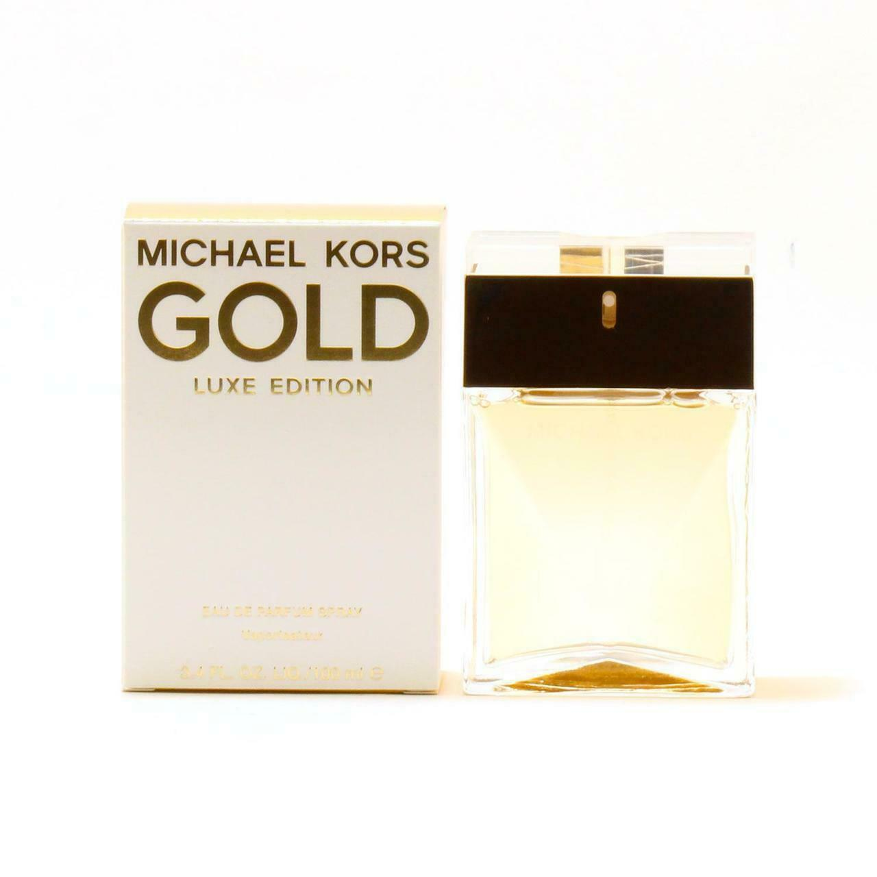 Primary image for Michael Kors Gold Luxe Ladies - Edp Spray 3.4 OZ