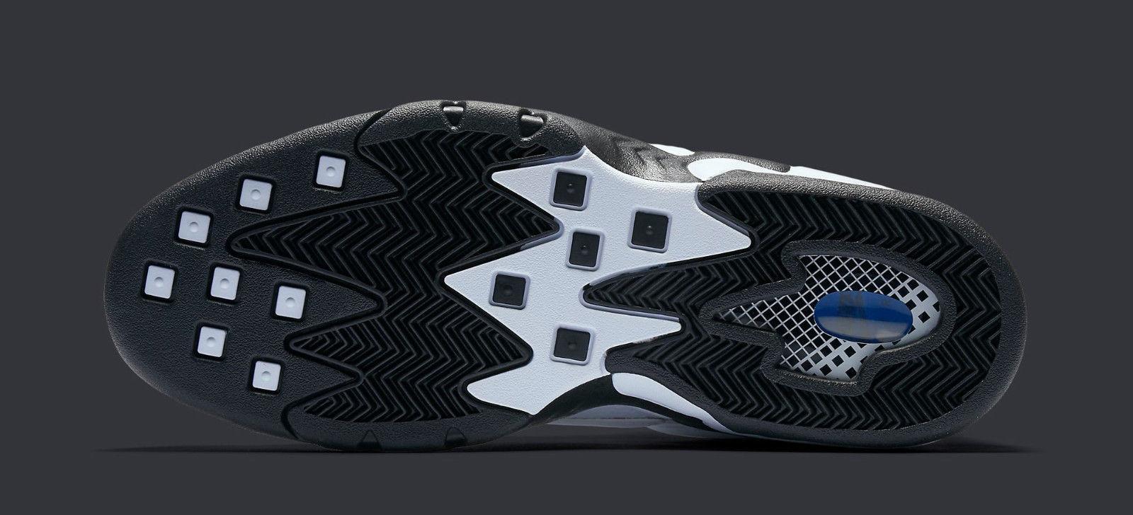 ... NEW Men's Nike Air Max 2 Uptempo '94 Retro 922934-102 White/Black ...