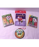Christmas Mary Engelbreit Lot Bloom Planted Ornament + 3 Packs NEW Note ... - $36.09