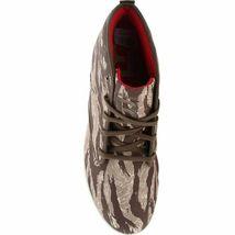 Reebok Men's The Berlin Chukka Brown Tiger Camo Hi Top Sneaker Shoes 10.5 11 NIB image 3
