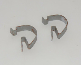 Kenmore Washer : End Cap Clip : Set of 2 (W10129041 / WP8312709) {P4170} - $12.86