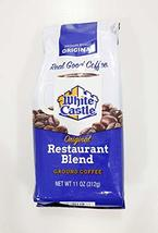 White Castle Ground Coffee (4 Bags, 11 Ounce) - $44.09
