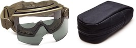 SMITH OPTICS OUTSIDE THE WIRE Goggles Molle Field Kit Tan w/ Clear & Gre... - $24.95