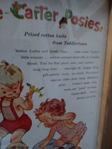 Vintage Pretty Please -Carter Posies 1955 Baby Parade Print/Poster image 3