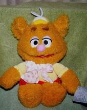 "Disney Muppet Babies Fozzie Bear Plush 13""H Nwt - $18.50"
