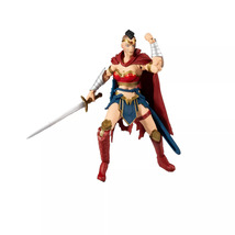 DC Multiverse Last Knight On Earth Wave 3 - Wonder Woman Action Figure - $39.99