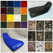 ST HONDA TRX70 Seat Cover 1986 1987 in ROYAL BLUE or 25 OTHER COLORS