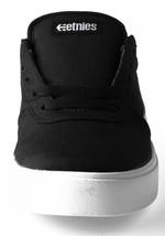 Etnies Black/White/Black RCT Lace-Up 10 C US Toddler Skate Shoes Sneakers NIB image 2