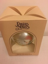 "Precious Moments Christmas Ornament ""Wishing u a season filled with Joy - $9.99"