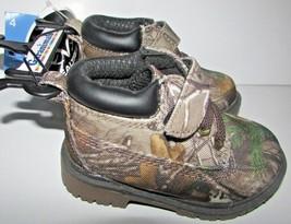 NWT Granimals Boy's Realtree Infant Camo Boots Sz. 5,6 - £7.49 GBP
