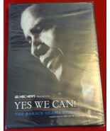 YES WE CAN! THE BARACK OBAMA STORY- DVD- SPECIAL COMMENTARY- NEW- FREEBIE - Freebie