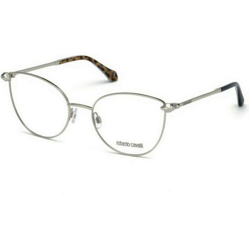 NEW ROBERTO CAVALLI Eyeglasses Size 55mm 140mm 19mm New With Case - $57.59