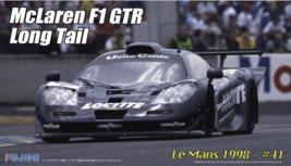 FUJIMI 1/24 Mclaren F1 GTR Long Tail Le Mans 1998 #41 Plastic Model Kit - $59.56