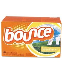 Bounce Fabric Softener Sheets - Includes six boxes of 160 each. - $65.11