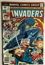 THE INVADERS #11 (1976) Marvel Comics VG+/FINE- - $9.89