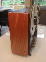 NEW CUSTOM Solid Wood Side Panels Reel Recorder Studer Technics Otari - $117.81