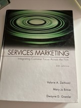 Services Marketing (4th Edition) Textbook - $34.65