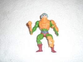 VINTAGE MASTERS OF THE UNIVERSE (MOTU) HE-MAN ACTION FIGURE MEN AT ARMS ... - $79.99