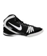 37cb2d5ab537 Nike Freek Wrestling Shoes Hypersweep Black White 316403-011 Mens Size 12 -   109.95