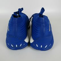 Adidas Crazy Explosive 2017 Low Basketball Shoe Blue White Men's Size 17  B75922 image 5