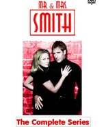 Mr. And Mrs. Smith (The Complete Series)  - $45.50