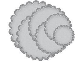 Spellbinders Nestabilities Classic Scalloped Circles, Large #S4-124 image 3