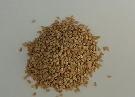 1 oz SESAME SEEDS Culinary Baking Bread Pure Soap Making Additives Exfoliates - $1.99