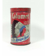 Vintage Calumet Baking Powder Tin 14 Ounces General Foods Kitchens - $23.87