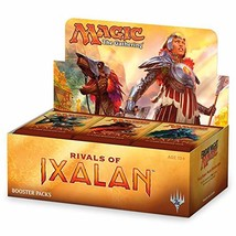 Magic: The Gathering Rivals of Ixalan Booster Box, 36 Booster Pack 540 C... - $104.71